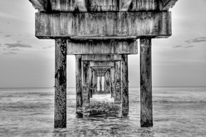 HDR St Augustine pier