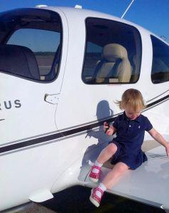 plane dress
